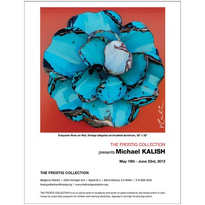 Ad | The Frostig Collection: Michael Kalish
