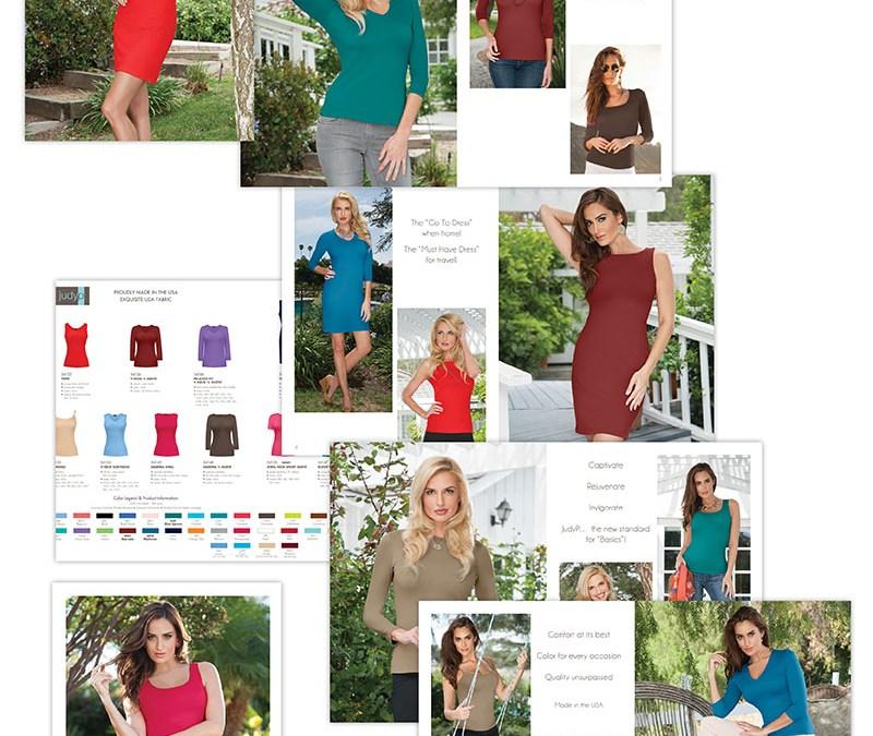 JudyP Apparel Fall 2015 Catalog