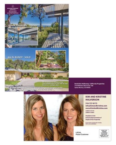 Postcard | Money Mailer Berkshire Hathaway