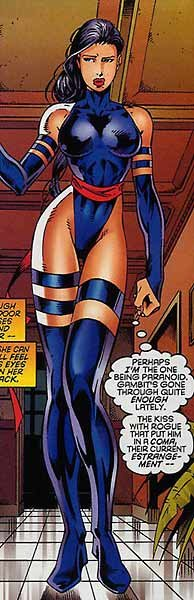 The Problem with Psylocke: Sparked by X-Men: Apocalypse