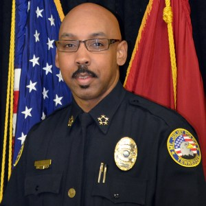 Police Chief James A. Hambrick, PhD.
