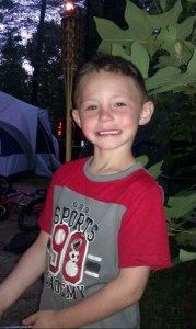 Ethan Page, 5, of Mt. Juliet (Photo Provided By Parents)