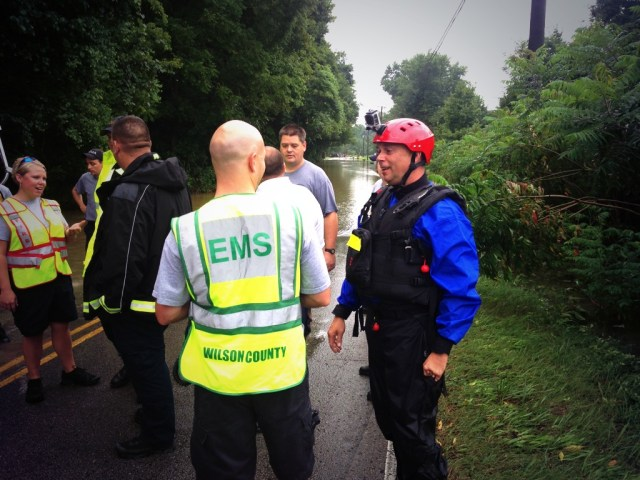 WEMA Water Rescuers Talk After Rescuing Two