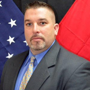 Sergeant Jason Ezell