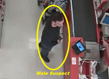 Case #15-20243, Freudulent Use of Credit Card, Male Suspect #4
