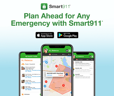 Smart911 Graphic