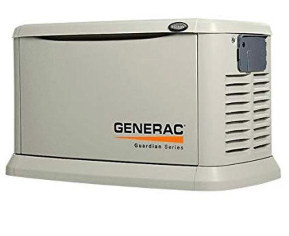 standby generac generator
