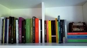 My philosophy bookshelf, October 2016