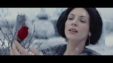snow white mother and rose