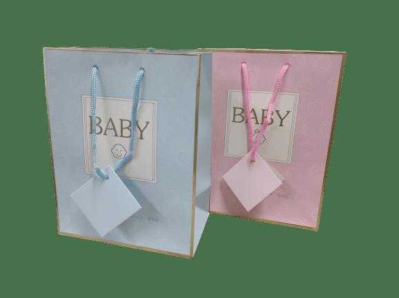 Een prachtige luxe cadeauverpakking voor een jongen of meisje.