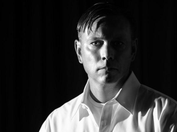 Self portrait using vintage Carl Zeiss Sonnar Jena DDR 180mm f2.8 lens with Fuji GFX 50s
