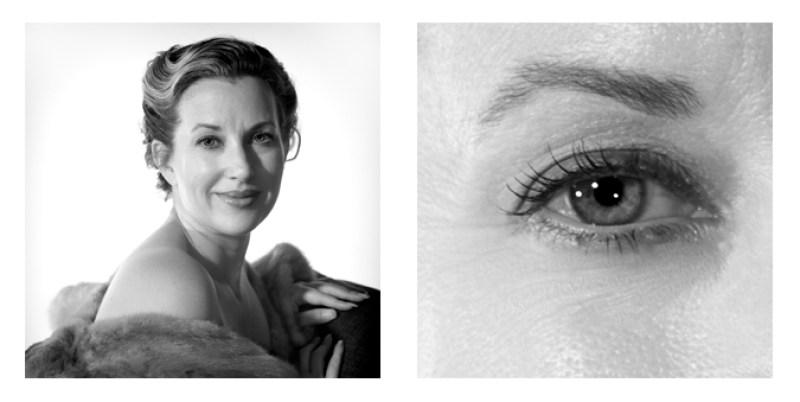 Portrait using vintage Carl Zeiss Sonnar Jena DDR 180mm f2.8 lens and Fuji GFX 50s