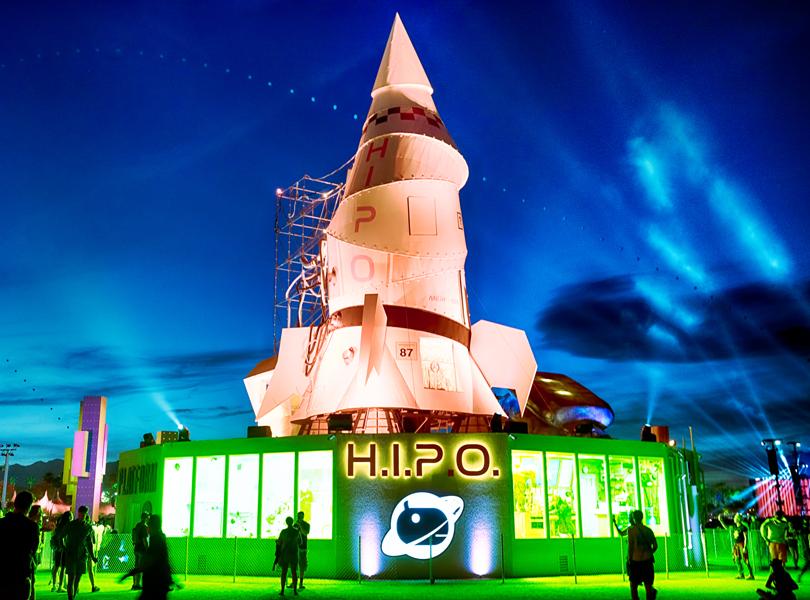 Hipo Art Installation Coachella Image Fuji GFX 50s