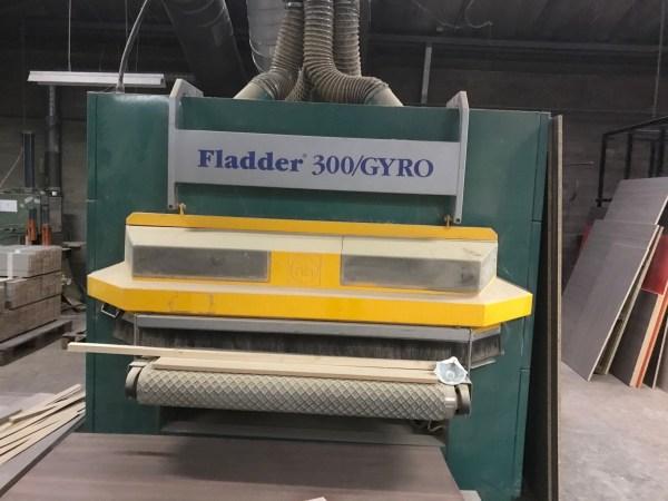 Fladder 300 Gyro Sander