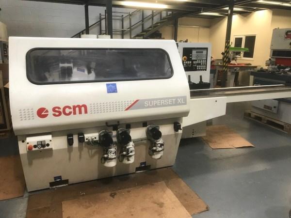 SCM Superset XL Moulder
