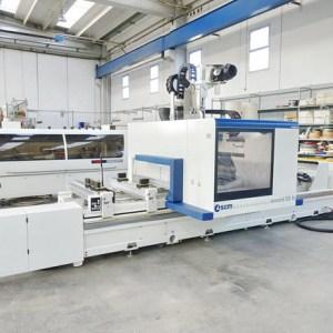 Accord 25 FX CNC Machine by SCM