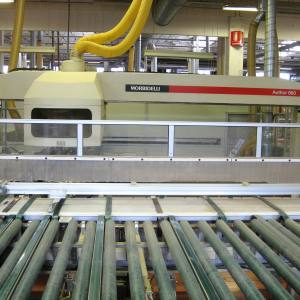 Author 660 Boring Machine by MORBIDELLI (SCM Group)