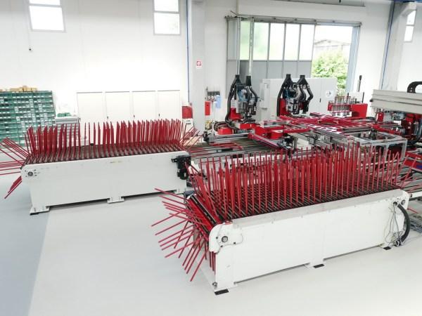 BAT-RTW-CNC Boring Machine by PRIESS HORSTMANN