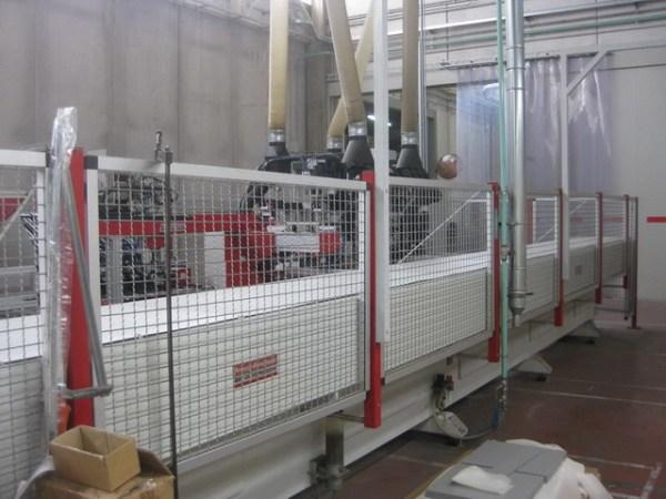 BAT-TAX-CNC Boring Machine by PRIESS HORSTMANN