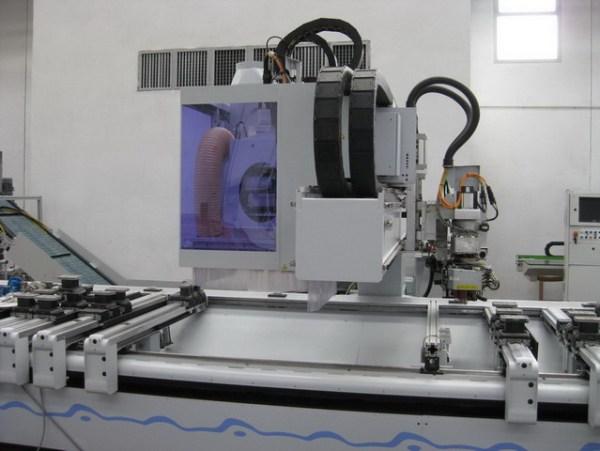 BAZ 322/60/AP CNC Machine, Router by HOMAG