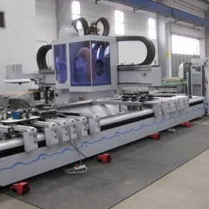 BAZ 322/60/AP CNC Machine, Router by HOMAG