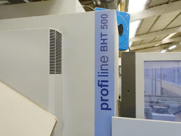 BHT 500 PROFILINE Boring Machine by WEEKE (HOMAG Group)