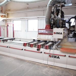 BIMA 310 V - 120/500 CNC Machine, Router by IMA