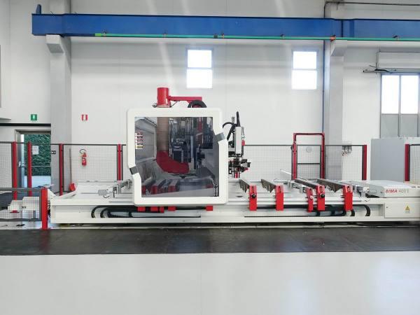 Bima 400 E  145/510 CNC Machine, Router by IMA