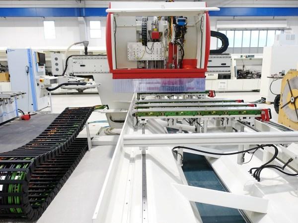 Bima 410 V R3 (140/600) CNC Machine, Router by IMA