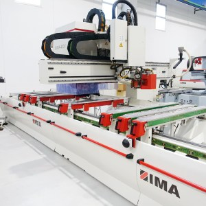 Bima 410 V R3 (140/600) CNC Machine, Router by IMA