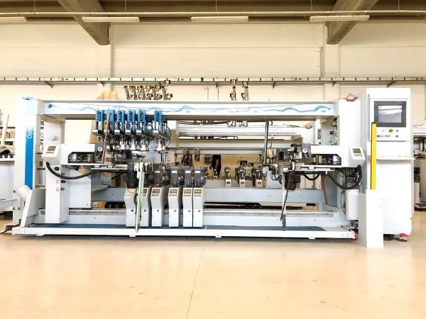 BST 500 Optimat Boring Machine by WEEKE (HOMAG Group)
