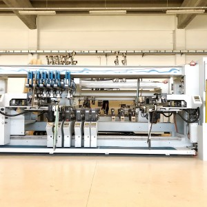 BST 500 Optimat Boring Machine by WEEKE (HOMAG Group)