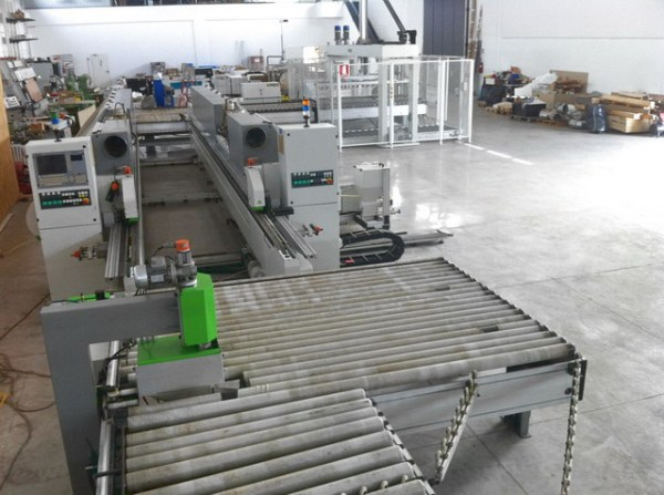 LTC Turning Device, Miscellaneous by RBO (BIESSE Group)