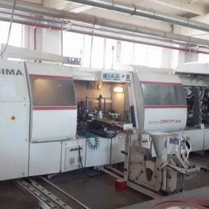 Novimat Concept /II/440/B/L12 Combi Machine by IMA