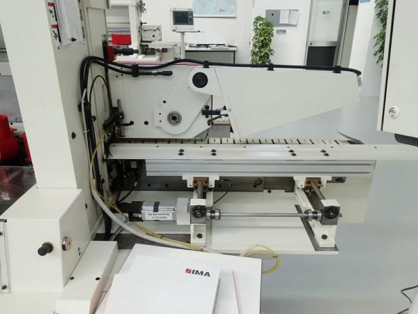 Novimat I / G80/ 650/R3 Edgebander by IMA