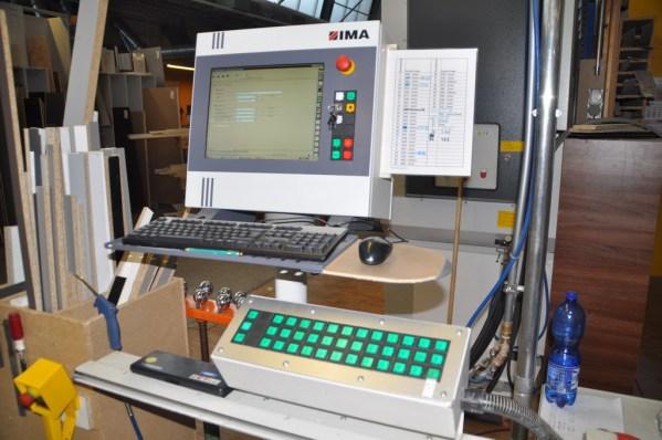 Novimat I / G80/650/R3 Edgebander by IMA