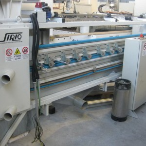 PU 3200 BRUSHING MACHINE by SIRIO