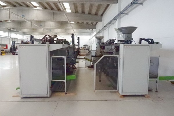 Techno FDT CN + SDT CN + Tornado Boring Machine by BIESSE + RBO (BIESSE Group)