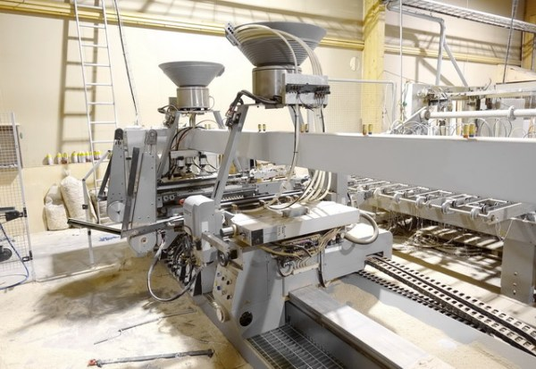 Techno KS Boring Machine by BIESSE