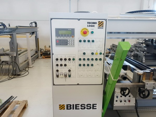 Techno Logic Boring Machine by BIESSE