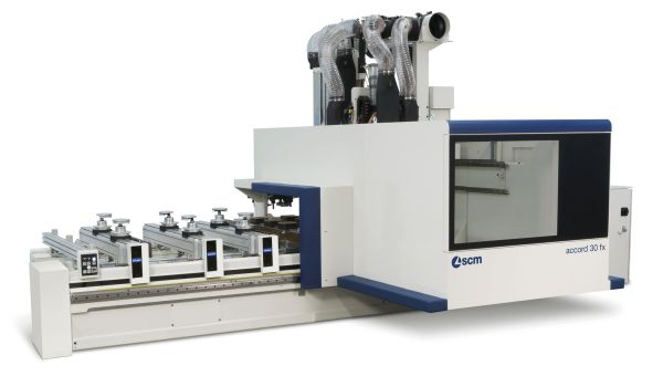 SCM accord 30 fx CNC Machine