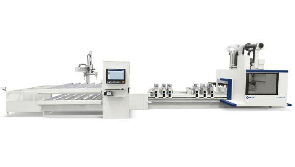 SCM accord wd CNC Machine