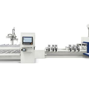 SCM accord wd CNC Machine