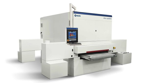 SCM dmc system t5 1350 Wide Belt Sander