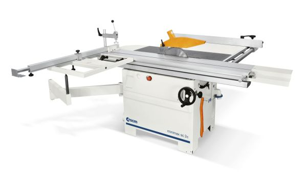 SCM minimax sc 2c Sliding Table Saw