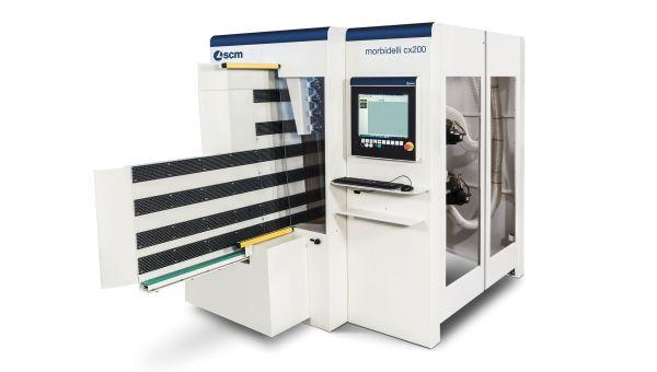 SCM morbidelli cx200 Boring Machine