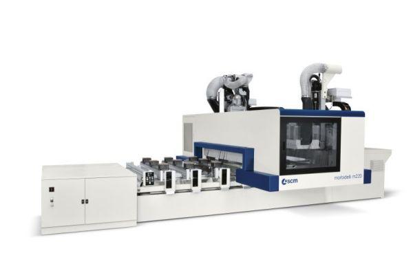 SCM morbidelli m220 CNC Machine