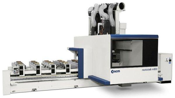 SCM morbidelli m600/800 CNC Machine