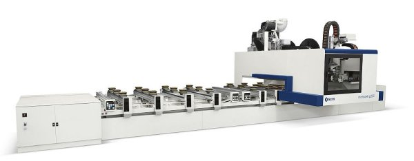 SCM morbidelli p200 CNC Machine