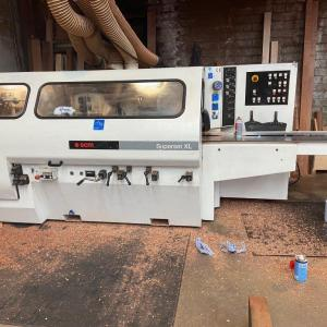 SCM Superset XL Heavy Duty 5 Head Moulder